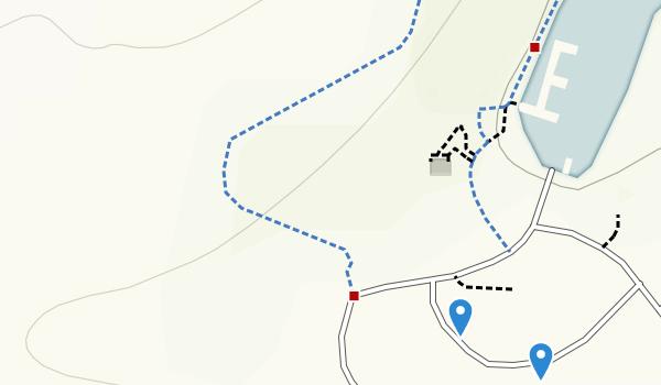 William H Kain Park Map