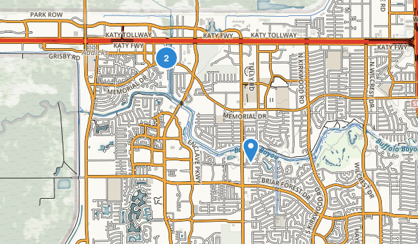 Terry Henshey Park Map