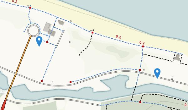 Sunken Meadow State Park Map