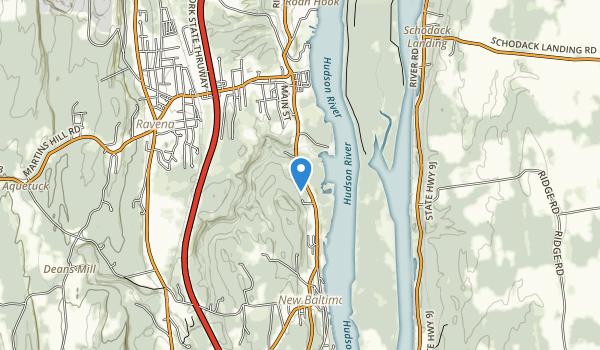 Castleton Island State Park Map