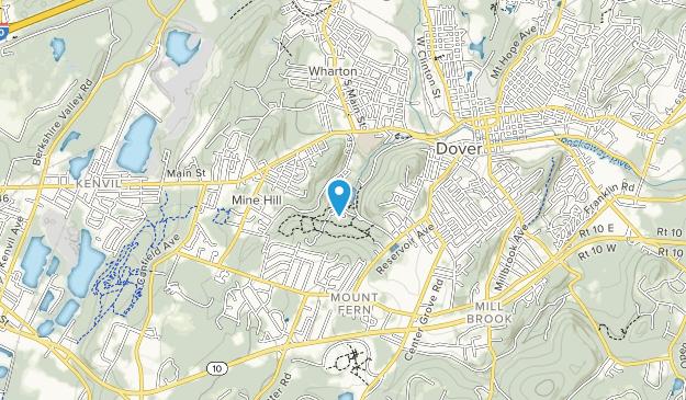 Hedden Park Map