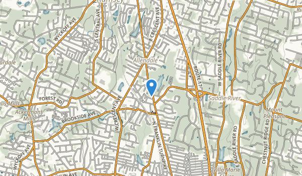 trail locations for Borough Park