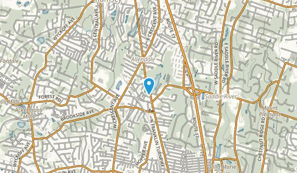 Borough Park Map