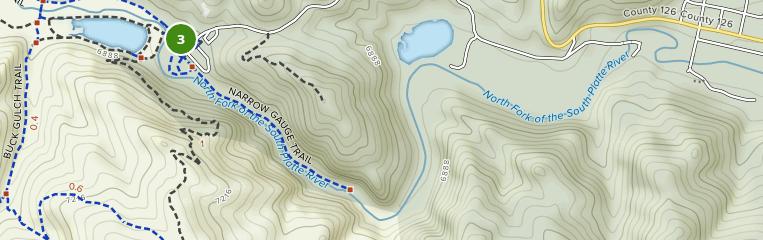 Best Trails in Pine Valley Ranch Park - Colorado | AllTrails