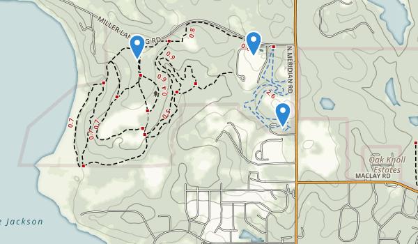 Phipps Park Map