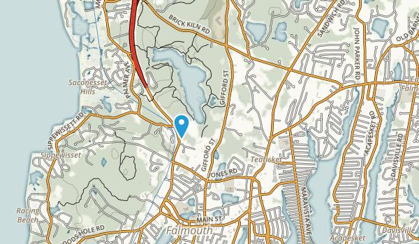Trotting Park Map
