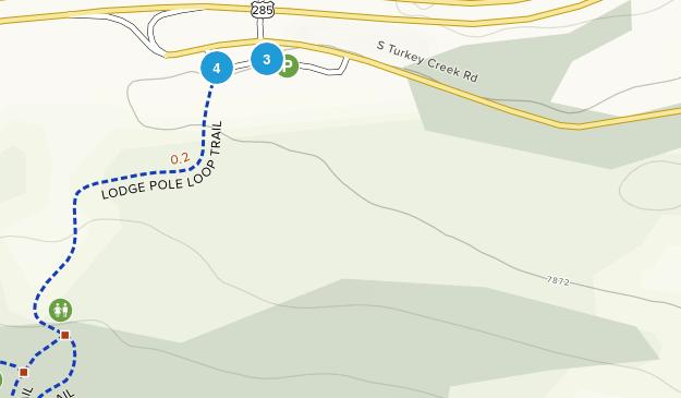 Meyer Ranch Park Map