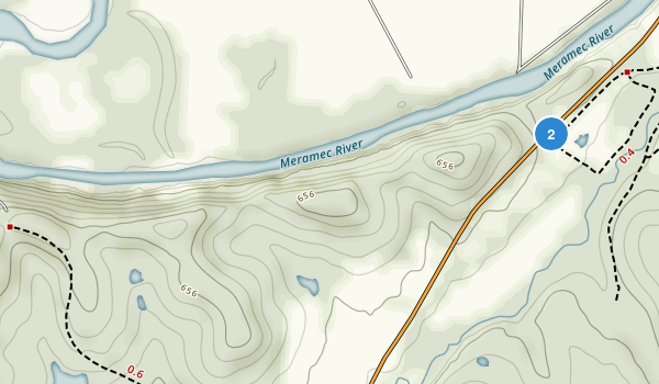 Young Conservation Area Map
