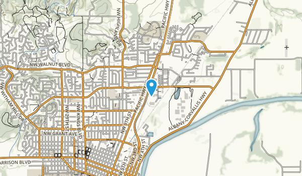 Owens Farm &Natural Area Map