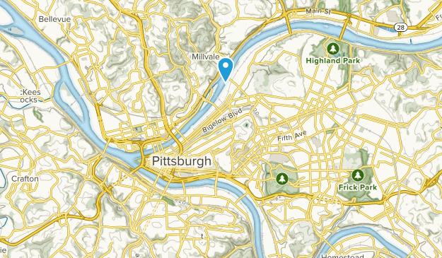 Southside Riverfront Park Map
