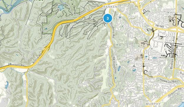 Wald 44 Naturschutzgebiet Map