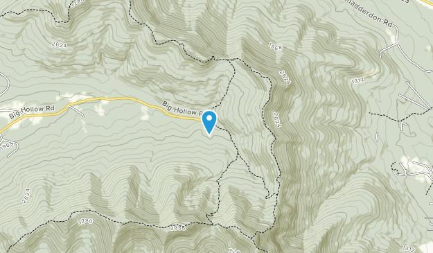 Frontera Windham / Blakehead Map