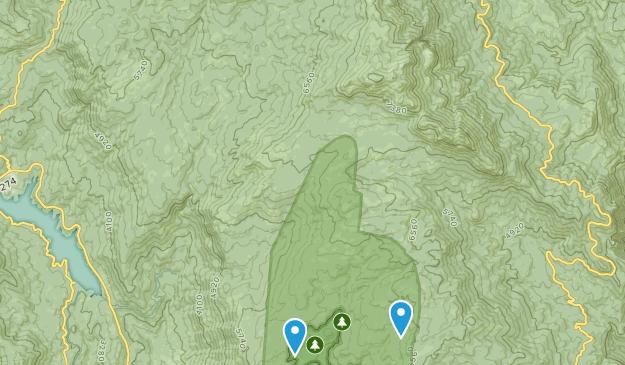 Whisky área de motonieve Map