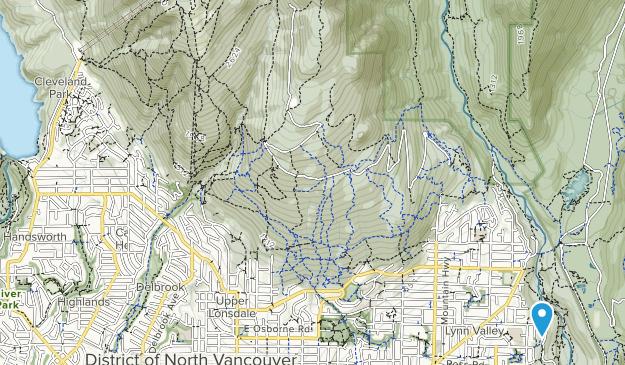 Malaspina Park Map