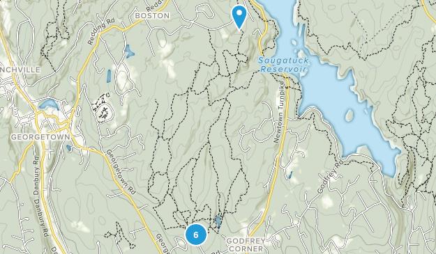 Devils Den Nature Preserve Map