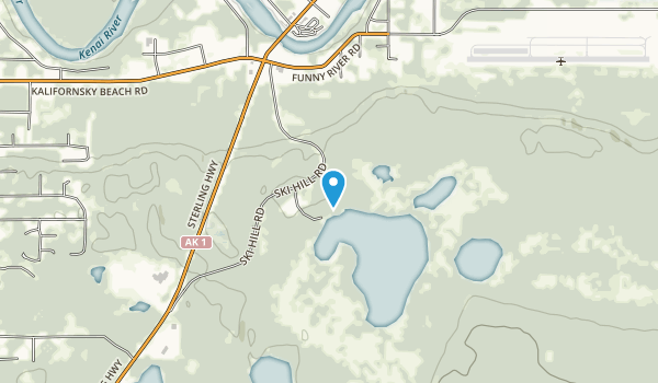 Centennial Park Map