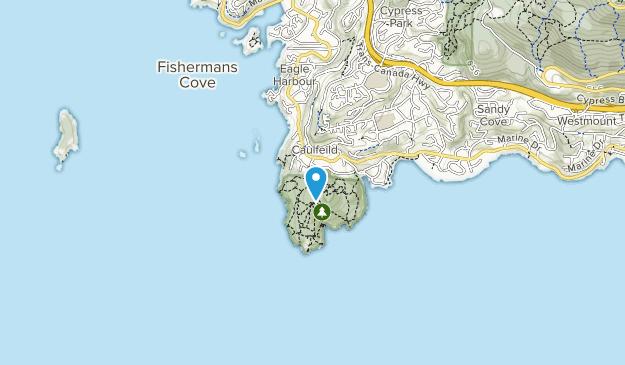 Lighthouse Park Map