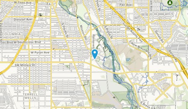 Mission San Jose Map