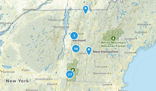 Best Trails in Green Mountain National Forest - Vermont | AllTrails