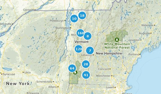 Beste Wege in Green Mountain National Forest - Vermont ...