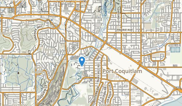 Lions Park Map