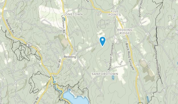 Samuel E Hill Little River Preserve Map