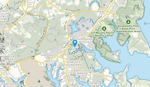 Eastern Regional Park Map
