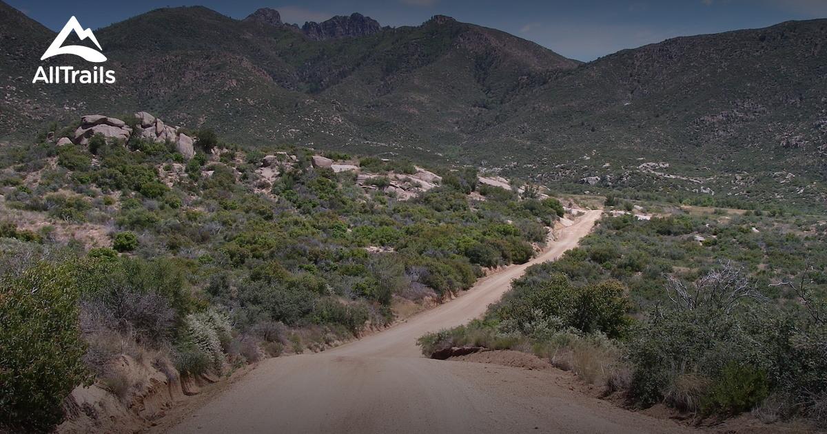 4X4 Off Road >> Best Trails in Four Peaks Wilderness | AllTrails.com
