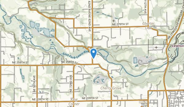 Daybreak Park Map
