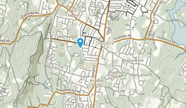 Bartlem Park Map