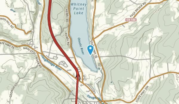 Dorchester Park Map