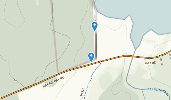 Shelburne Bay Park Map