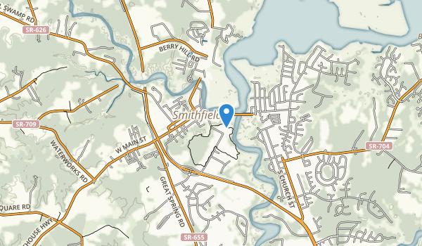 Windsor Castle Park Map
