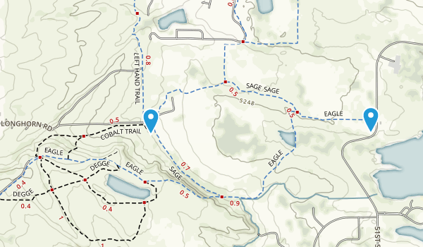 Boulder Valley Ranch Map