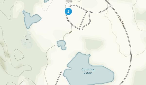 Holden Arboretum Map