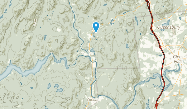 Ralph Rd State Forest Map