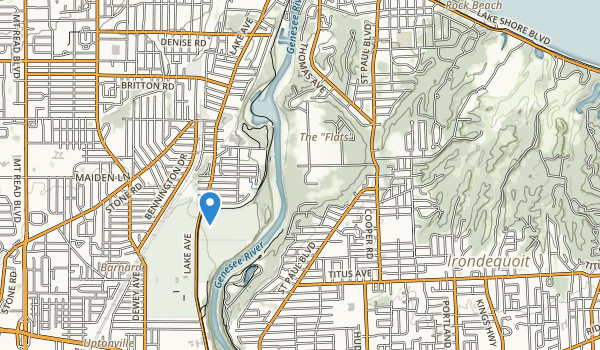 Tuming Point Park Map