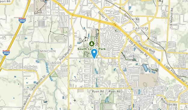 South Lakes Park Map