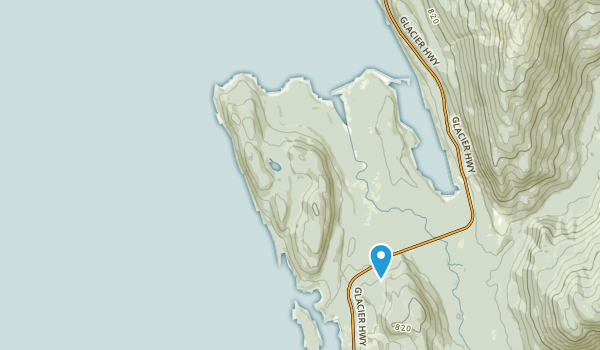 Pont Bridget State Park Map