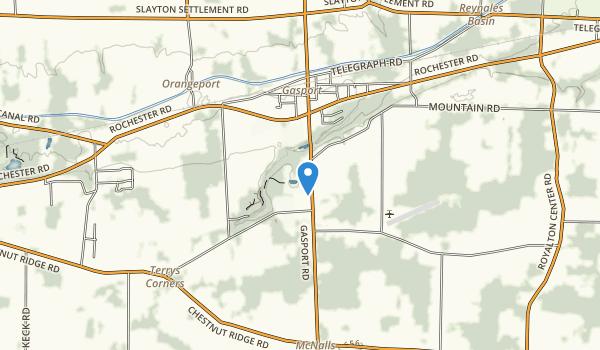 Royalton Ravine County Park Map