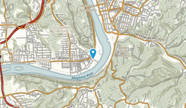 Agan Park Map