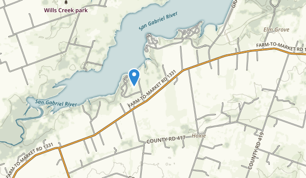 Wilson H Fox Park Map