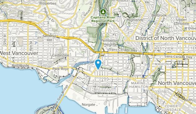 Barbour Park Map