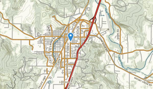 East Regional Park Map