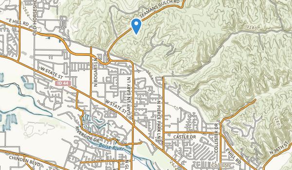 Ladybird Park Map