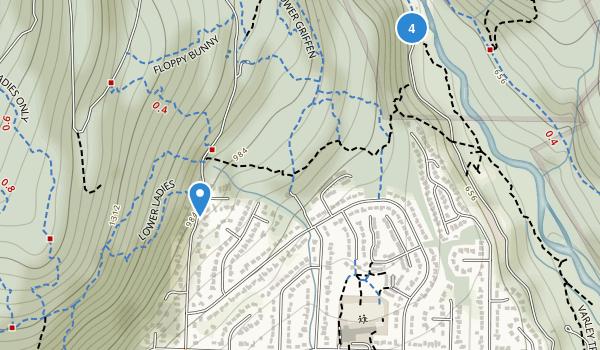 Lynn Headwaters Regional Park Map