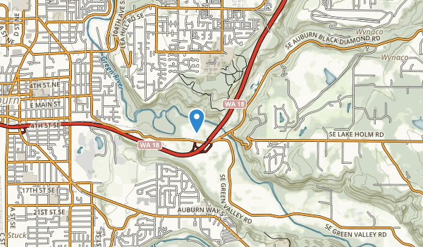 Hatchery Park Map
