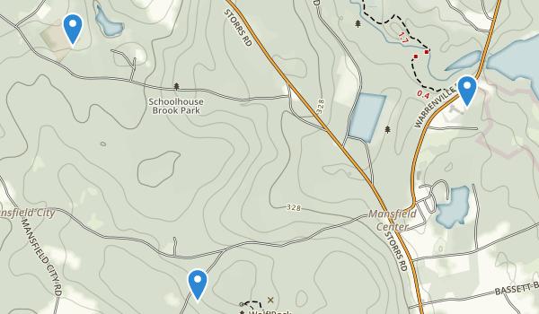 Schoolhouse Brook Park Map