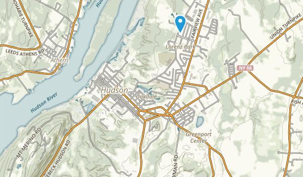 Oakdale Park Map