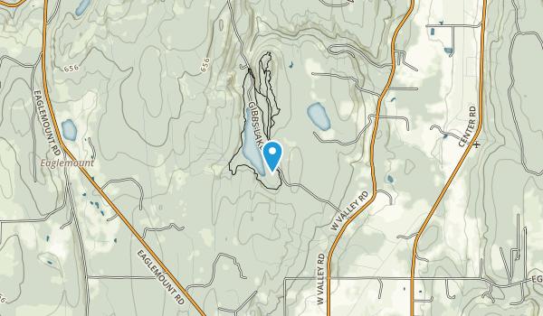 Gibbs Lake Park Map